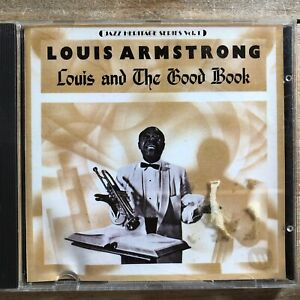 """CD Jazz: LOUIS ARMSTRONG """"Louis and the good book"""""""