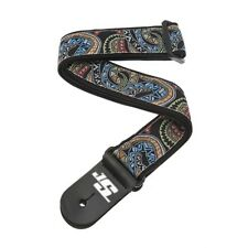 Planet Waves Joe Satriani Woven Adjustable Electric Guitar Strap Snakes Mosaic