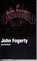John Fogerty Centerfield 1985 Hard Classic Rock Roll Cassette Tape Pop