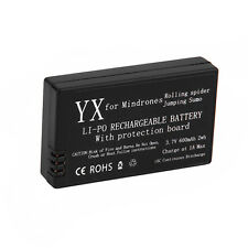 New 600mAH 3.7V Rechargeable LiPo Battery for Parrot Minidrones Jumping Sumo