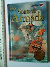 Ladybird - The Spanish Armada - Hardback, 1988 - Series 861 history Elizabethan