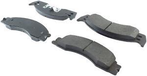 Disc Brake Pad Set Rear,Front Centric 106.04110