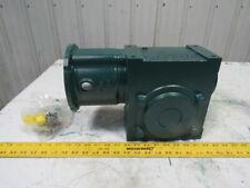 Baldor 30A20L14 Tigear 2 20:1 Ratio 1750RPM 4Hp Input 87.5RPM Out LH Gear Reduce
