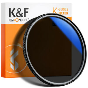 K&F Concept CPL Polarizer Lens Filter Ultra-Slim 37/43/49/52/55/58/62/67/72/82mm
