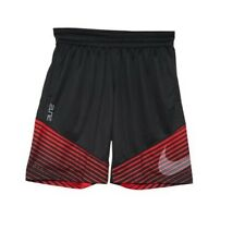 NWT Hot Winter Nike Elite 810764-011 Black University Red Women's Shorts