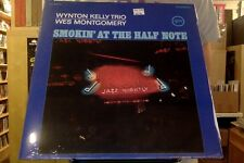 Wynton Kelly Trio Wes Montgomery Smokin' at the Half Note LP sealed vinyl RE