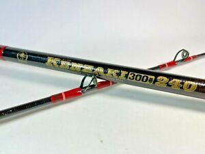 Daiwa KENZAKI 300-240 Deep Sea Big Game Vintage Rod
