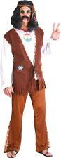 costume da Hippie Figlio dei Fiori anni 70 Hippy Pace Amore 110 80522