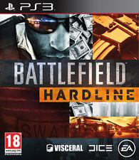 Battlefield Hardline PS3 Playstation 3 IT IMPORT ELECTRONIC ARTS
