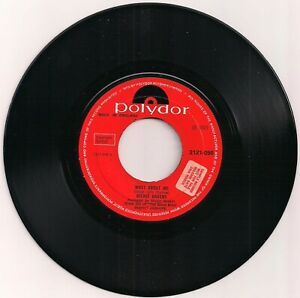 70s SOUL 45 - RICHIE HAVENS WHAT ABOUT ME / FIRE AND RAIN - UK POLYDOR NEAR MINT