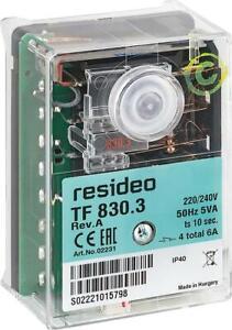 Steuergerät Satronic TF 830.3 Nachfolger 830.1 Giersch R1 R20 Honeywell Resideo