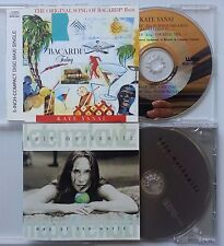 KATE MARKOWITZ YANAI Bacardi song CD-Single + Map of the World CD JAMES TAYLOR