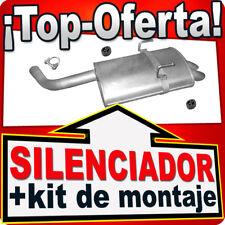 Silenciador Trasero ROVER 75 2.0 2.5 V6 SEDÁN 1999-2005 Escape LMF