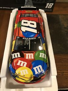 Kyle Busch & Austin Dillon 2014 1:24 Lot. M&Ms Peanut Butter and Cheerios