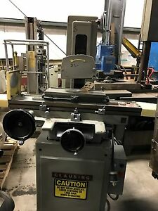 Clausing S-618C Surface Grinder # 2015