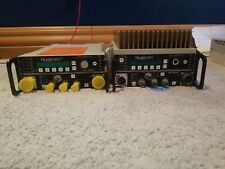 Nucomm Microwave Video/Audio Channel Master Transmitter and Receiver