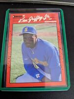 1990 Donruss Ken Griffey Seattle Mariners #365 Baseball Card