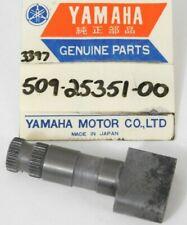 NOS Yamaha Main Axle Shim YZ360 YZ400 YZ250 XS500 YR1 YR2 TY250 OEM 156-17417-00