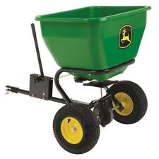 John Deere FERTILISER/SEED SPREADER for ride on mower