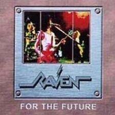 Raven - For the Future Live Edinburgh 1981 CD NEU OVP