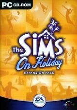 * PC * THE SIMS ON HOLIDAY Expansion Pack * NEW Sealed Game