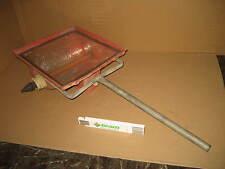 Baustellenlampe Baulampe Bau Lampe ca 36,5 x 36,5 cm