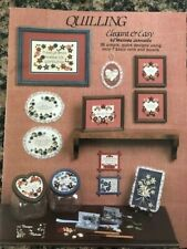 New listing Quilling Leaflet - Elegant & Easy by Malinda Johnston - New