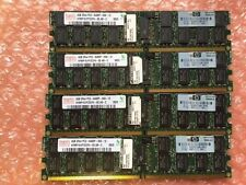 HP 4GB DDR2 SDRAM ECC Enterprise Network Server Memory (RAM)