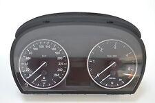 2009 BMW 3 SERIES E90 E91 E92 SPEEDOMETER SPEEDO CLUSTER 1025350 -98 / 9220963