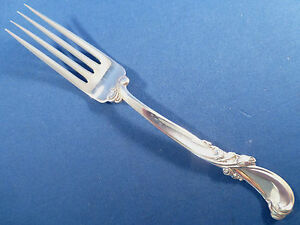 """WALTZ OF SPRING-WALLACE STERLING FORK(S)-7 1/4"""""""
