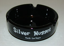 Vintage Silver Bird Nuggett City Ashtray - Las Vegas Nevada - Great Condition
