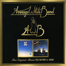Feel No Fret/Shine by The Average White Band (CD, Apr-2005, Sony) person to pers