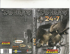 Zink Calls-The Band Hunters:24-7-Duck And Goose Action-Bird:Goose-DVD
