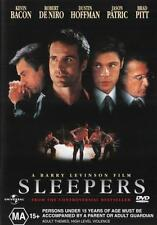 Sleepers  - DVD - NEW Region 4