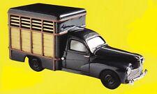 Kit pour miniature auto CCC : Peugeot 203 cochonière référence 132