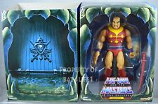 Masters of the Universe Filmation POWER CON EXCLUSIVE CHOPPER MOC!!FREE S/H!!