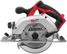 """New Milwaukee M18 18 Volt Lithium Ion 6 1/2"""" Circular Saw Tool Only # 2630-20"""