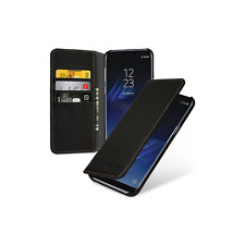 TETDED Leather Case: Samsung Galaxy S8 +PLUS - Mellac 2 (LC: Black)