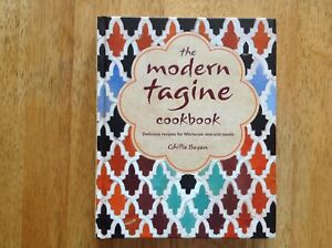 The Modern Tagine Cookbook - Ghillie Basan - Moroccan One Pot Meals - vgc 978178