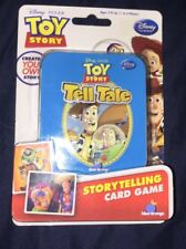 Disney Pixar Toy Story Tell Tale Storytelling Card Game ~ Tin Box 2014 New