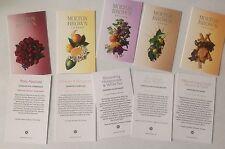 Lot De 5 Cartes Parfumées Molton Brown London