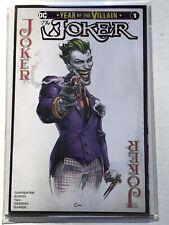 The Joker Year Of The Villain Clayton Crain Variant