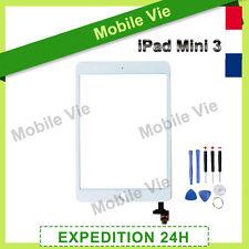 Ecran vitre Tactile iPad Mini 3 Blanc Complete Pré Assemblées avec Ic Composant