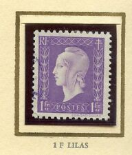 STAMP /  TIMBRE FRANCE OBLITERE MARIANNE DE DULAC N° 689