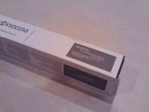 Genuine Kyocera TK8527K Black Toner Cartridge - BRAND NEW!