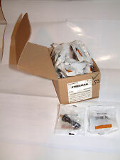 BOX LOT OF 50 STEELMAN 96344 (replaces VS-930 & VS-950) TPMS STEM SERVICE KIT.