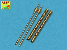1/48 ABER A48013 BARRELS for MG TYPE3 13,2mm for JAPANESE A6M5b/c A6M7 A6M8 ZERO