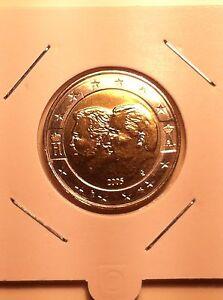 2 EURO BELGIQUE 2005 UNION BELGO LUXEMBOURGEOISE COMMEMORATIVE NEUVE