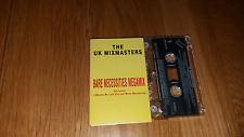 THE UK MIXMASTERS BARE NECESSITIES MEGAMIX 1991 CONNECT RECORDS UK