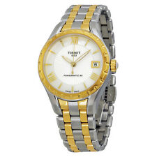 Tissot Lady 80 Automatic Mother of Pearl Dial Ladies Watch T0722072211800
